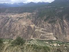 Landschaft von Ranwu nach Xiangcheng