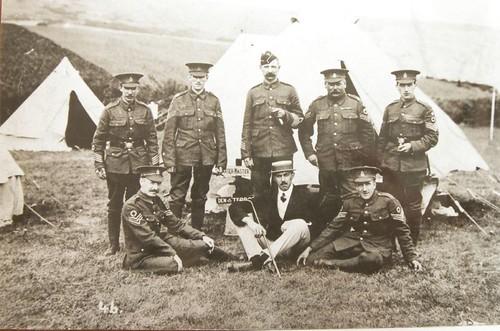 Medical Corp during Boer War