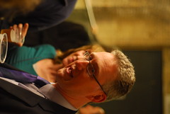 Lembit Opik at the Roundhouse