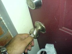 unlock