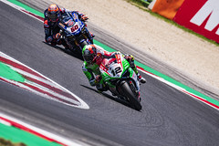 "SBK Misano 2018 • <a style=""font-size:0.8em;"" href=""http://www.flickr.com/photos/144994865@N06/43338296052/"" target=""_blank"">View on Flickr</a>"
