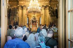 Воскресное богослужение недели 11-й по Пятидесятнице