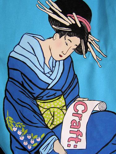 Geisha Tote