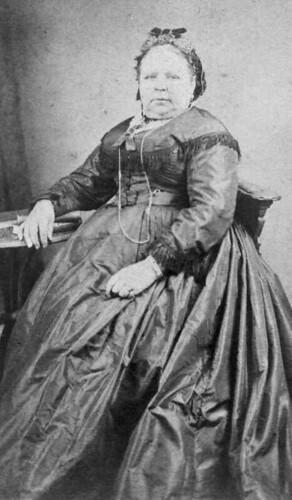 Sarah Jane Giddings (née Franks)