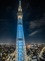 東京ソラマチ - 夜景