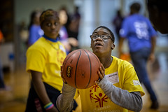 Unified Sports Day with Special Olympics