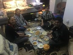 pakistanisches Abendessen