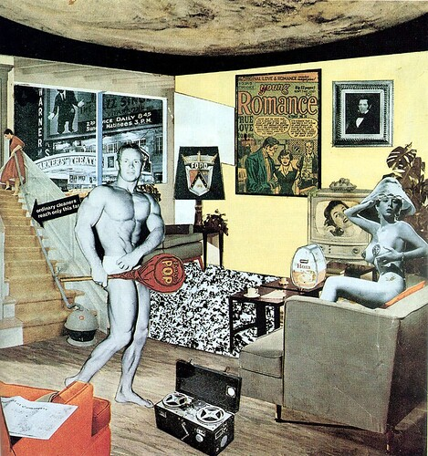 Richard Hamilton - Just What Is It...