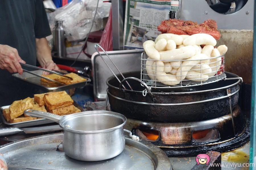 [台中美食]第五市場特輯.第七攤.蚵仔粥~料好實在.紅燒肉必點 @VIVIYU小世界