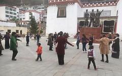 Tanz in Xiangcheng