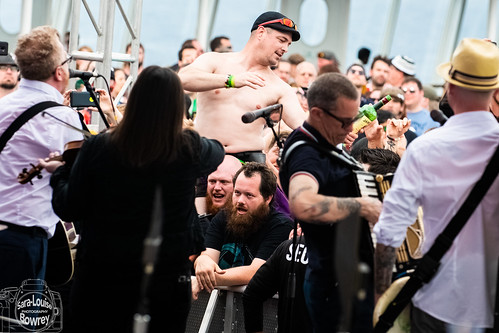 Flogging Molly Salty Dog Cruise 2018