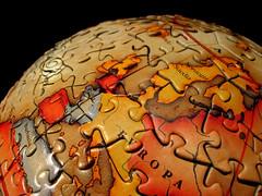 europe, puzzle