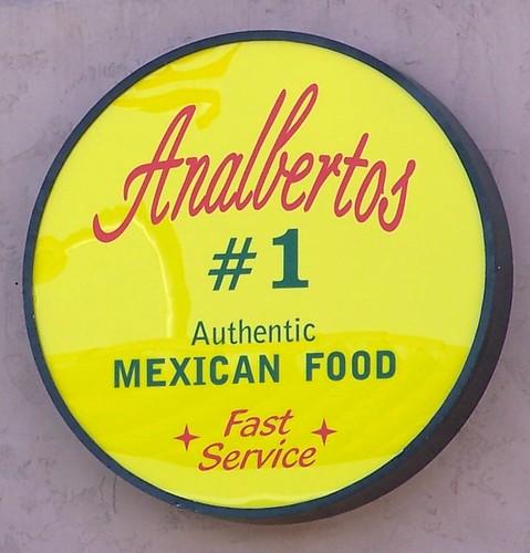 Analbertos #1