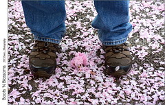 Boots 'N Blossoms