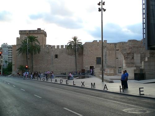 El MAHE se encuentra en el Palacio de Altamira