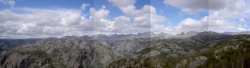 Panorama from Photographers Point