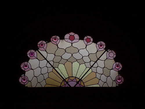 window in museum