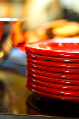 Red Plates