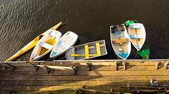 Boats at Monterey Fisherman's Wharf
