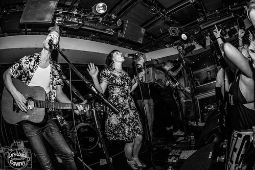 Skinny Lister Salty Dog Cruise 2018