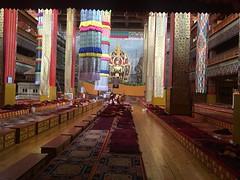 Tempel in Litang