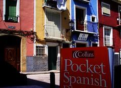 Learning Spanish in Spain