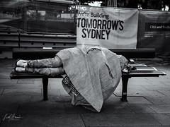 Sydney CBD Juxtaposition