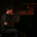 Jeremy Dutcher and Cedric Noel @ The First Baptist Church