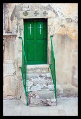 Coptic Door