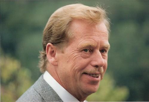 Vaclav Havel par wottalottapixels