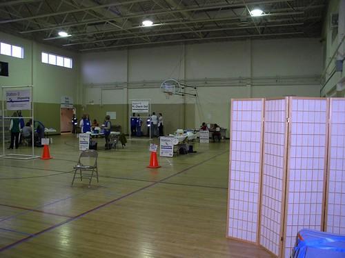 MassVac5 interior of gym