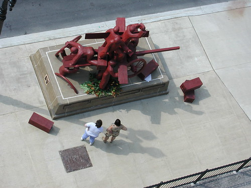 Haymarket Riot Memorial