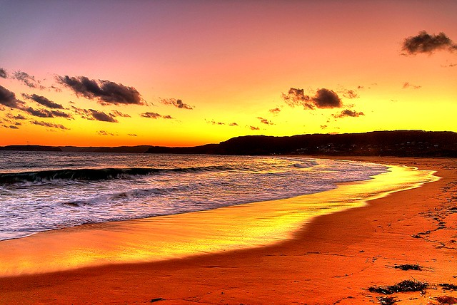 Putty Beach - Central Coast, NSW, Australia