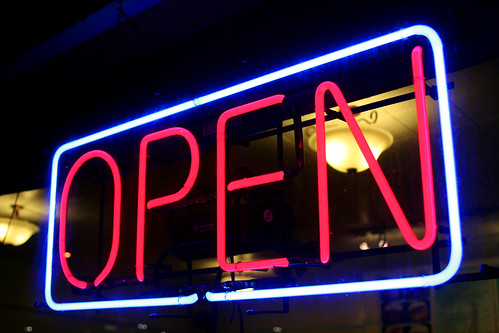 Open, de John Martinez Pavliga (Flickr)