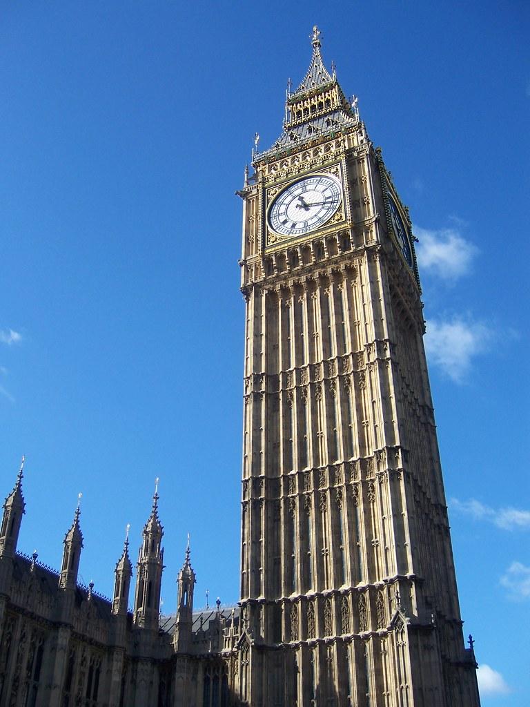 When Was Big Ben Built