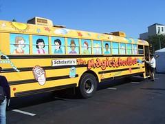 """Scholastic's """"The Magic School Bus"""""""
