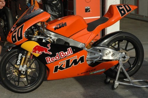 Red Bull KTM 250