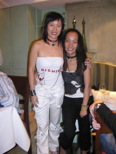 Sisters Tan