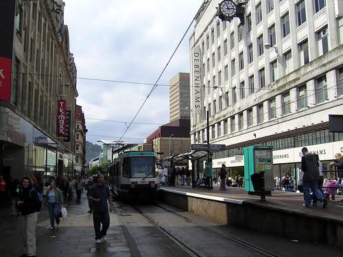 Market Street Tram Stop