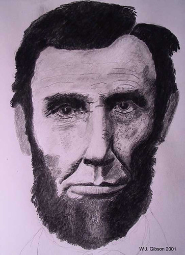 Abraham Lincoln by gnawledge wurker