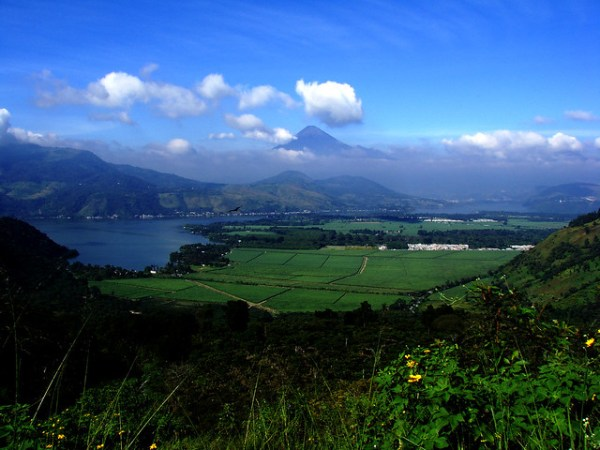 highland guatemalan landscapes