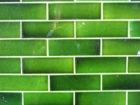 glazed green tile - a gallery on Flickr