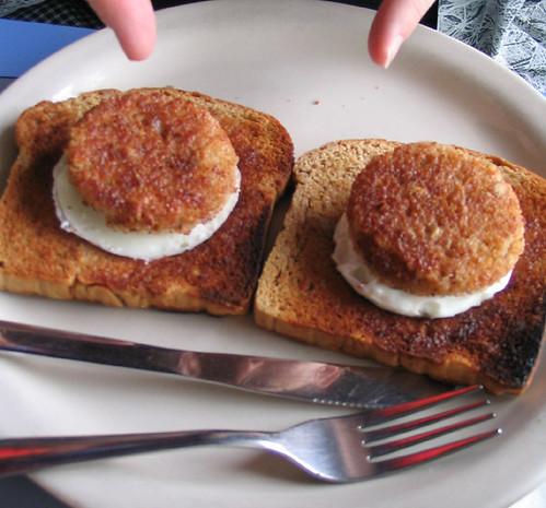 P.D. Poached Eggs