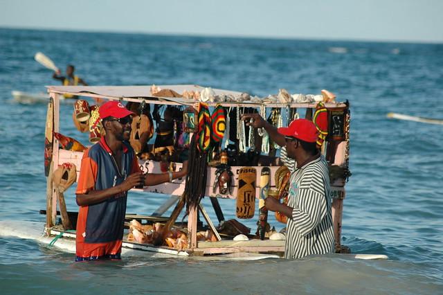 Jamaica Boatman