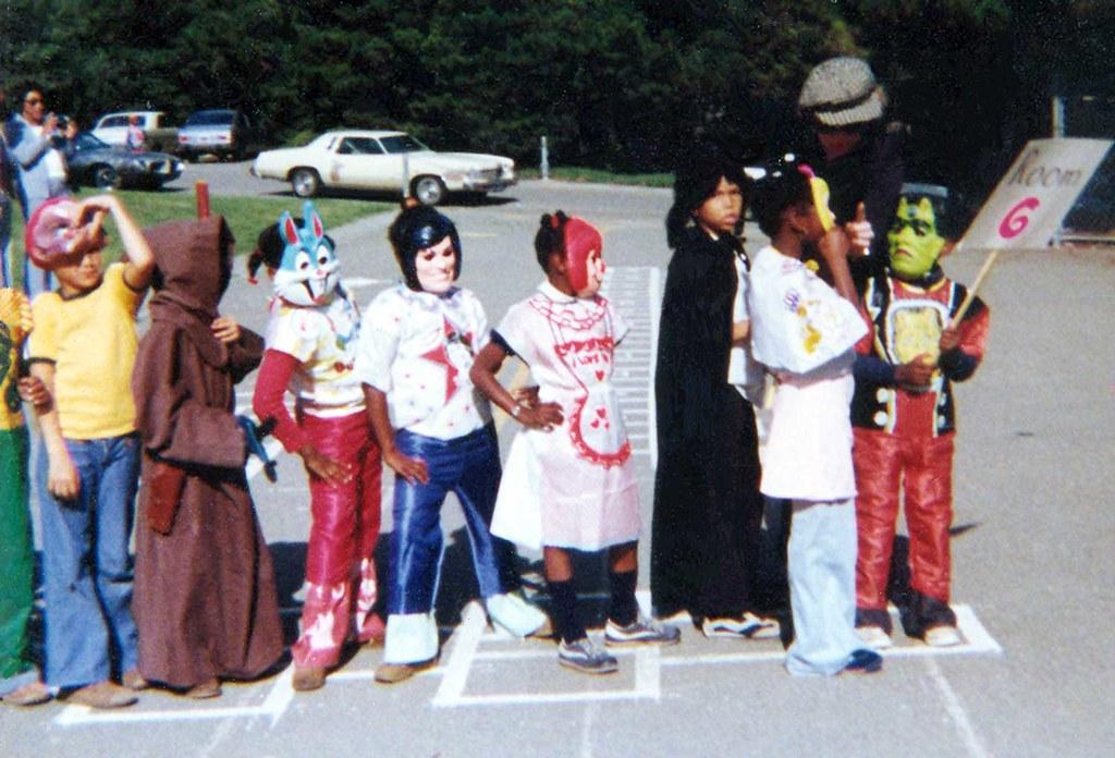 1977 Halloween Parade w/ Room 6 Snapshot