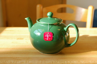 My English tea pot