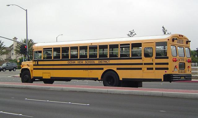 Photo:School Bus By:Paul!!!