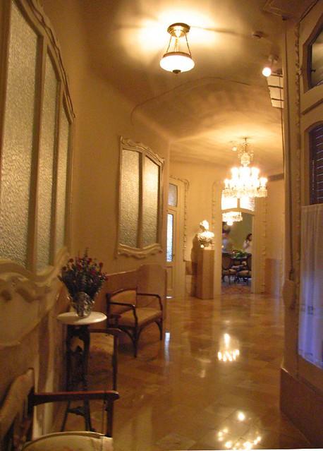 Casa Mila  Interior Barcelona  Flickr  Photo Sharing