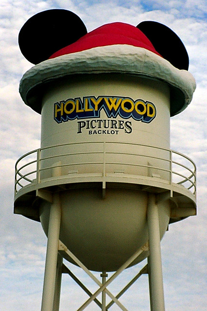 Earful Tower at Disney's California Adventure