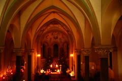 St.Hubertus im Advent